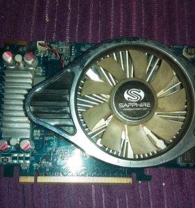 Sapphire radeon 4850 HD 1024 mb,ddr3,256 bit