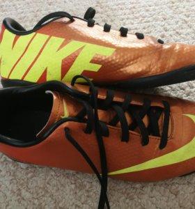 Бутсы Nike Mercurial 36 размер