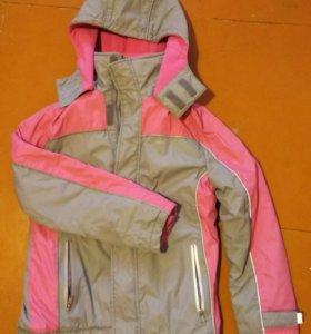 Детская фирменная куртка Reebok