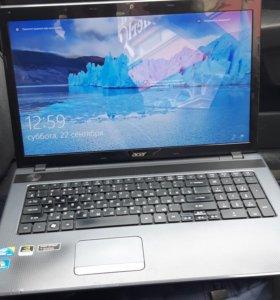 Продаю ноутбук ACER состояния отличный можно торг