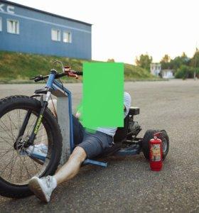 Дрифт-трайк Drift-Trike