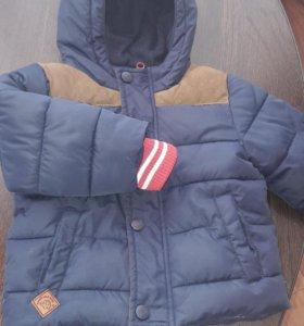 Продам куртку 80р.В отличном состояние.Осень-