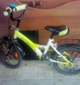 Детский велосипед Maxxpro 16