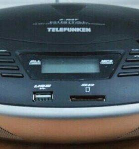 Радиоприёмник Telefunken 6-way Digital