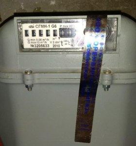 Счётчик газовый СГМН-1 G6