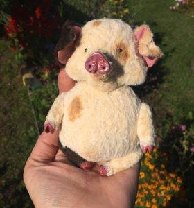 Тедди свинка
