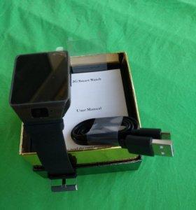 Новые Умные часы на андроид QW-09