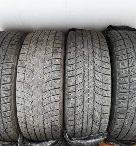 Продам зимние шины Triangle TR777