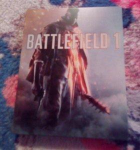 Battlefield 1 в стилбуке