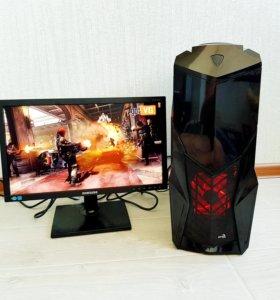 Оригинал Core i5 +8Гб +новая на 6Гб GTX 1060