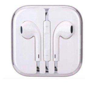 Наушники apple iphone