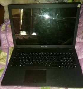 ноутбук, сломанный