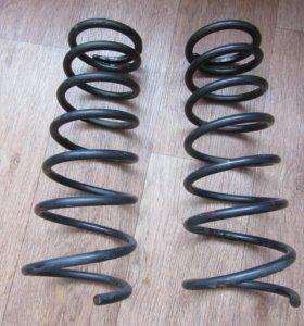 Пружины Toyota задние
