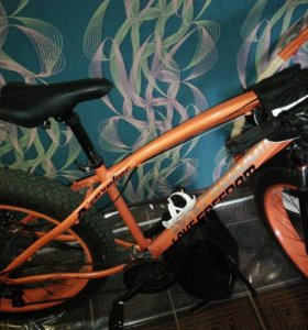 Фэт байк. Велосипед. Fat Bike