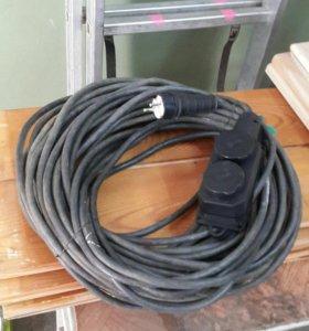 Удлинитель силовой ,кабель,  переноска