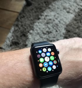 Apple watch 3 series 42мм