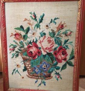 Картина вышивка крестом