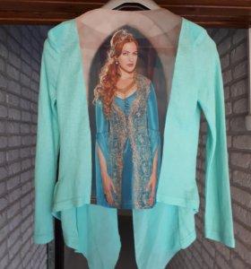 Стильный новый пиджак