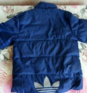 Куртка Адидас детская