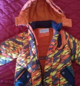 Куртка комбинезон зимние