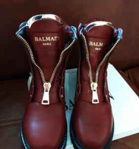 Новые ботинки полуботинки сапоги осенние