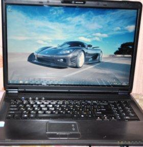 Семнадцатидюймовый ноутбук Rover V751