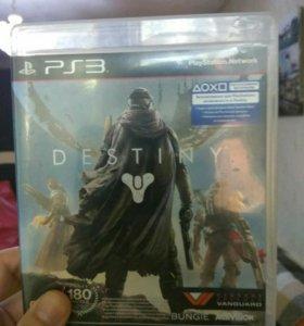 Игра на PS 3 DESTINY