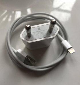Оригинальная зарядка iPhone