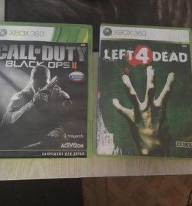 Black ops II и Left 4 dead