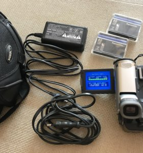 Видеокамера Sony DCR-HC15E (идеальное состояние)