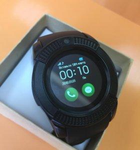 Smart Watch V8, новые магазин