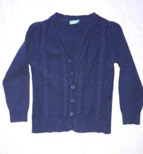 Школьная кофточка и блузка