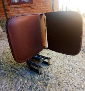 Откидные сиденья на хендай