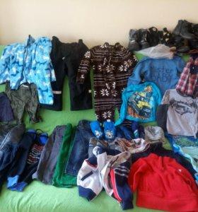Набор одежды для мальчика 92, 98