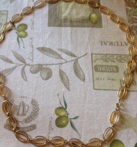 Ожерелье из ювелирного сплава