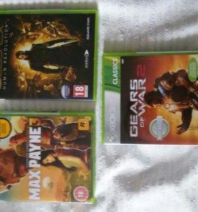 Игры для Xbox 360.