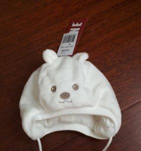 Новая зимняя детская шапка LENNE