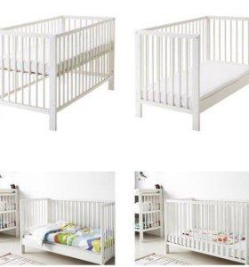 Кровать для детей до 3-х лет