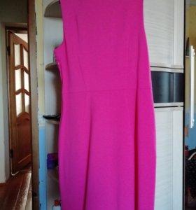 Платье SELA, цвет- фуксия 48р(L)
