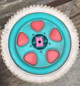 Колеса на велосипед 3-х колесный