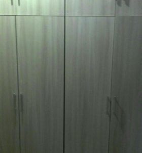 2 новых шкафа