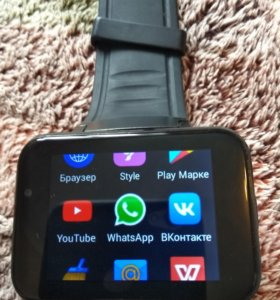 Смарт часы Smart Watch Android 4.4