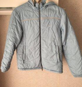 Куртка двухсторонняя Nike оригинал