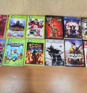 Xbox 360 с kinectom.