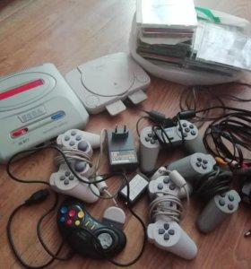 Sega, PlayStation