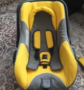 Детская авто люлька