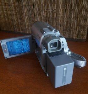 Кассетная видеокамера SONY DCR-HC30E