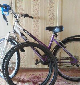 """Скоростной  велосипед """"Miss STELS"""""""