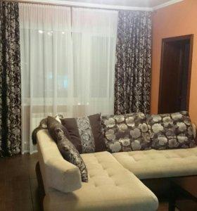 Квартира, 3 комнаты, 89.2 м²