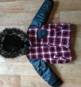 Продам куртку осень- зима